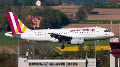 D-AGWJ - Airbus A319-132 - Germanwings