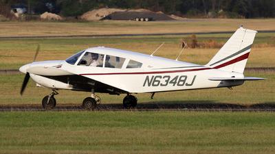 N6348J - Piper PA-28-180 Archer - Private