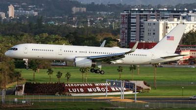 A picture of N119NA - Boeing 757223 - [24487] - © Hector Rivera - Puerto Rico Spotter