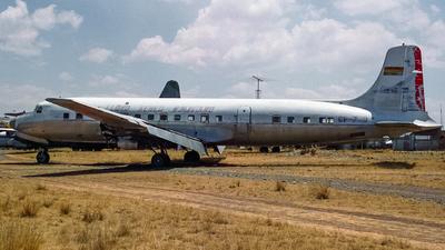 CP-740 - Douglas DC-6B - Bolivia - Air Force