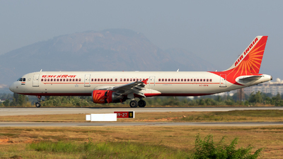 VT-PPM - Airbus A321-211 - Air India