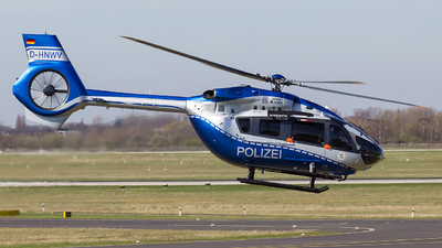 D-HNWV - Airbus Helicopters H145 - Germany - Police