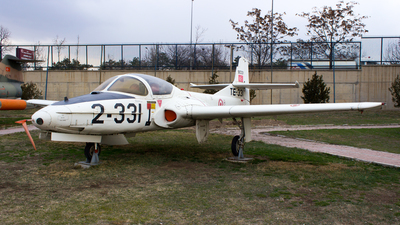 59-0331 - Cessna T-37B Tweety Bird - Turkey - Air Force