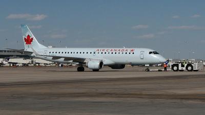 C-FHJJ - Embraer 190-100IGW - Air Canada