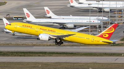 B-7302 - Boeing 787-9 Dreamliner - Hainan Airlines
