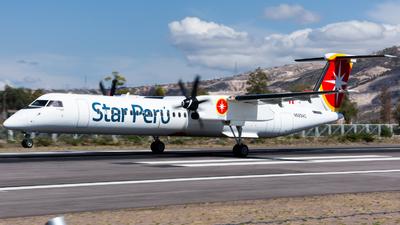 A picture of N689AC - De Havilland Canada Dash 8400 - Star Peru - © Aldo Martinelli