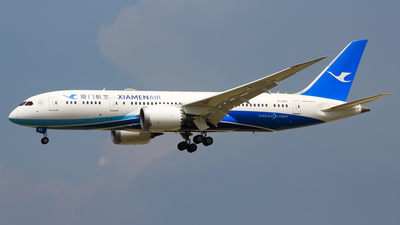 B-2763 - Boeing 787-8 Dreamliner - Xiamen Airlines