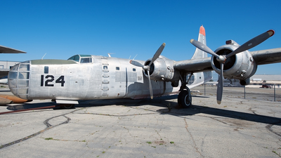N2872G - Consolidated PB4Y-2 Privateer - Private