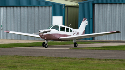 G-TOES - Piper PA-28-161 Warrior II - Freedom Aviation