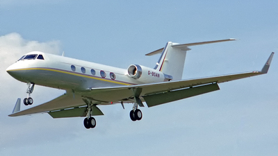 G-BSAN - Gulfstream G-III - Shell Aviation Limited