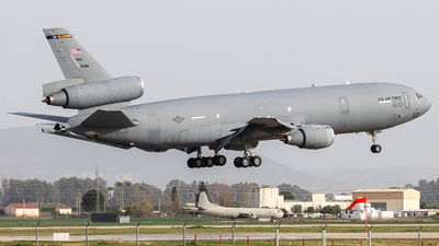 84-0186 - McDonnell Douglas KC-10A Extender - United States - US Air Force (USAF)