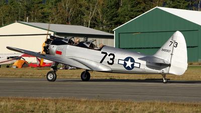 N73HA - Fairchild PT-23A Cornell - Private