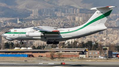 15-2282 - Ilyushin IL-76TD - Iran - Revolutionary Guard