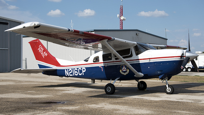 N216CP - Cessna T206H Turbo Stationair - United States - US Air Force Civil Air Patrol