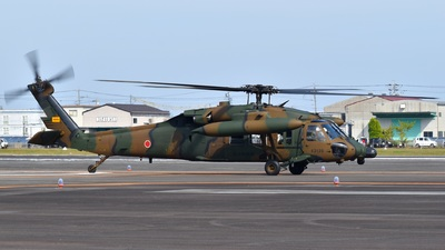 43136 - Mitsubishi UH-60J - Japan - Ground Self Defence Force (JGSDF)