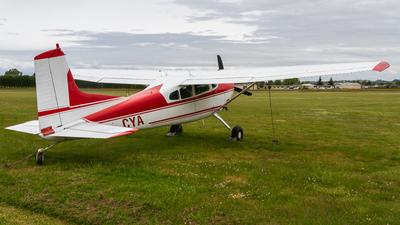 ZK-CYA - Cessna A185E Skywagon - Private