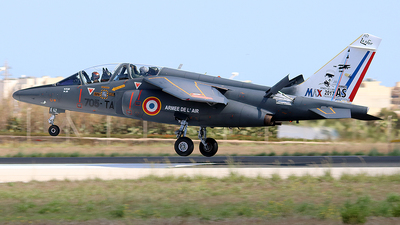E42 - Dassault-Breguet-Dornier Alpha Jet E - France - Air Force