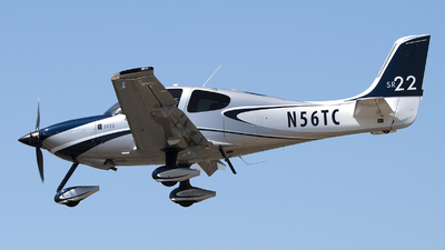 N56TC - Cirrus SR22 - Private