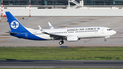 B-1326 - Boeing 737-85C - Jiangxi Airlines
