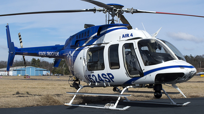 N524SP - Bell 407 - United States - Arkansas State Police