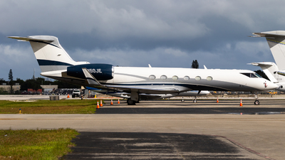 N50JE - Gulfstream G-V - Private