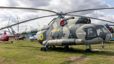 04 - Mil Mi-8T Hip - Ukraine - Air Force
