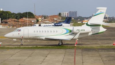 PS-ARA - Dassault Falcon 2000EX - Private