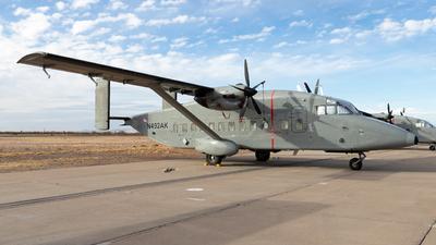 N492AK - Short C-23C Sherpa - Private
