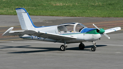 F-BPQE - Socata MS-893A Rallye Commodore - Private