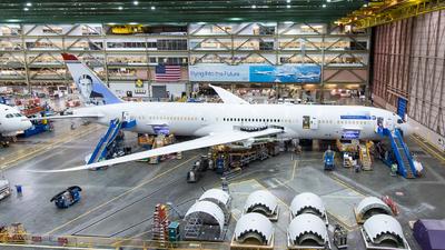 - Boeing 787-9 Dreamliner - Norwegian