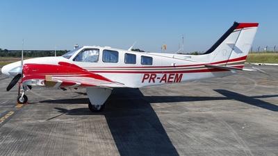 PR-AEM - Beechcraft G58 Baron - Private