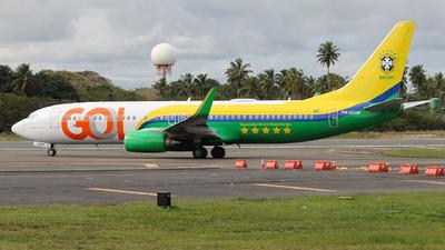 PR-GUM - Boeing 737-8EH - GOL Linhas Aereas