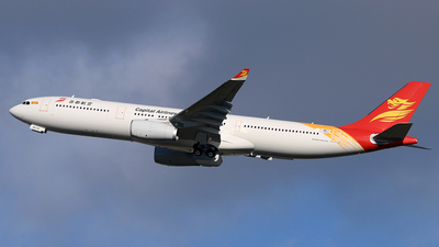 F-WWCG - Airbus A330-343 - Capital Airlines