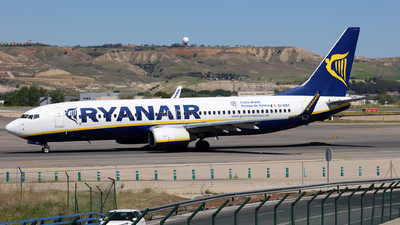 EI-ENY - Boeing 737-8AS - Ryanair