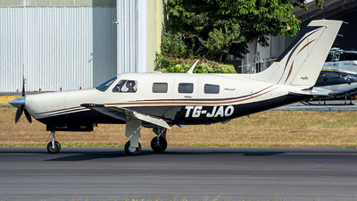 TG-JAO - Piper PA-46-350P Malibu Mirage - Private