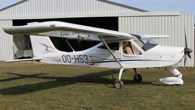 OO-H53 - Tecnam P92 Echo Classic - Private