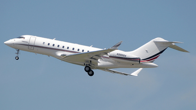 N986BA - Bombardier BD-700-1A11 Global 5000 - Private