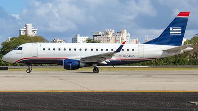 N804MD - Embraer 170-100SU - Untitled