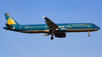 VN-A365 - Airbus A321-231 - Vietnam Airlines