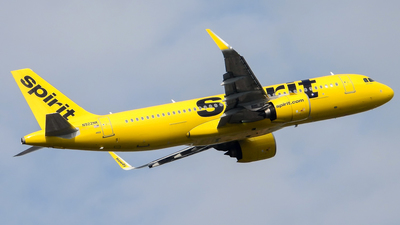 A picture of N922NK - Airbus A320271N - Spirit Airlines - © david pareja