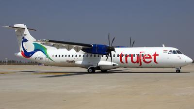 VT-TMU - ATR 72-212A(500) - Trujet