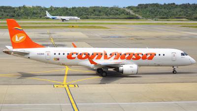 YV2913 - Embraer 190-100STD - Conviasa