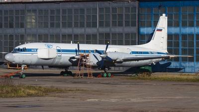 RA-75903 - Ilyushin IL-22PP Porubschik - Russia - Air Force