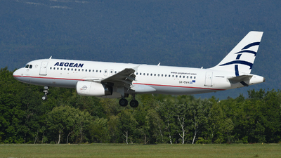 A picture of SXDVH - Airbus A320232 - Aegean Airlines - © Didier Vittoz