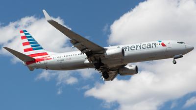 A picture of N949NN - Boeing 737823 - American Airlines - © Antonio Velasco Cruz