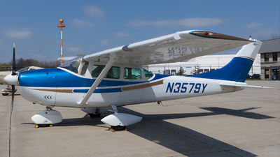 N3579Y - Cessna 182F Skylane - Private