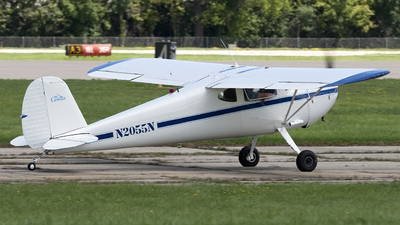 N2055N - Cessna 140 - Private