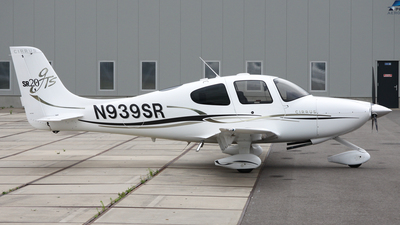 N939SR - Cirrus SR20-GTS - Private