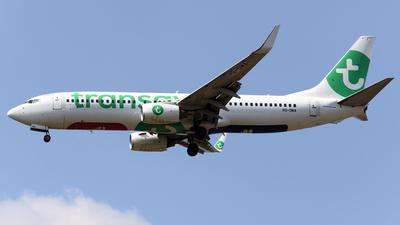 HS-DMA - Boeing 737-84P - Nok Air