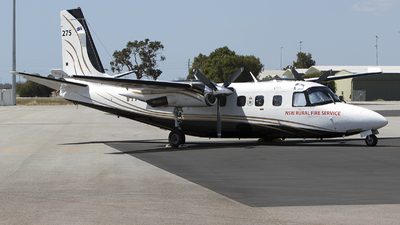 VH-HPY - Rockwell 695 Jetprop 980 - AgAir